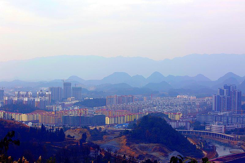 湄潭琴洲风景区