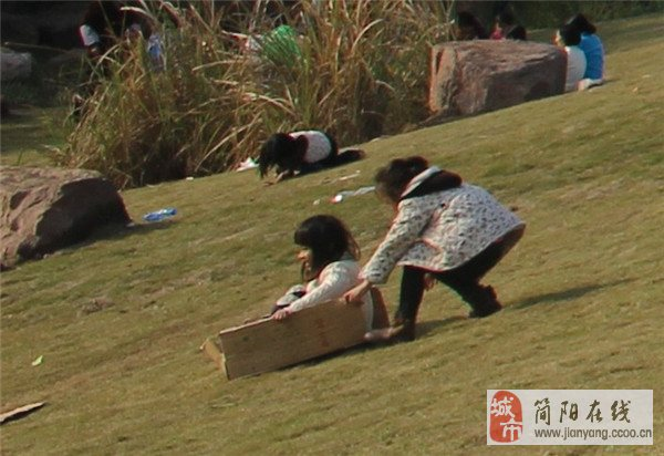 简阳儿童乐园之简阳鳌山公园|简阳周末去哪儿