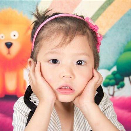 可爱萌娃投票 大赛 宝宝选拔海报show,图片尺寸:1024×716,来自网页
