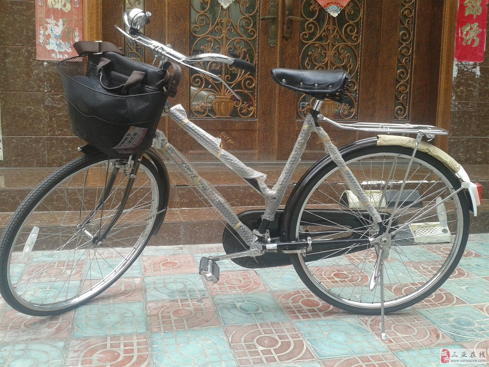 出售26寸凤凰牌二手自行车
