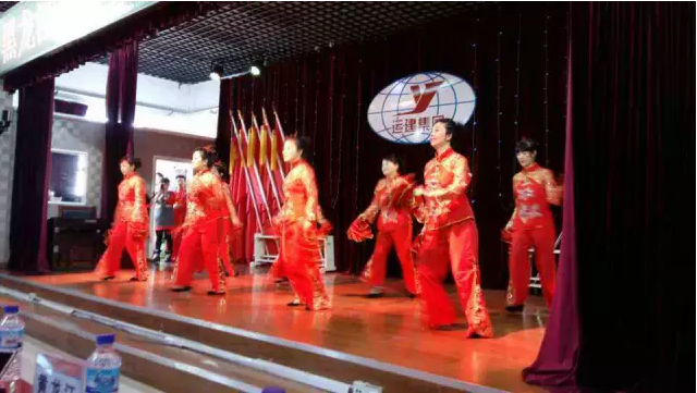 【运建金榜苑】运建集团2015新春年会圆满成功!