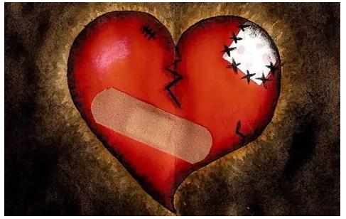 3句話,修補你的破碎的心圖片