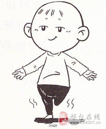 动漫 简笔画 卡通 漫画 手绘 头像 线稿 356_434