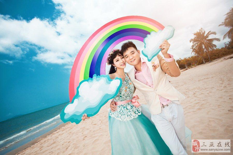 最浪漫的心愿rainbow..