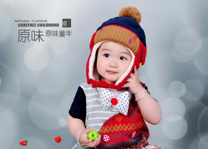 宝宝祝福语:宝贝健康快乐成长!图片