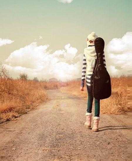 我在赶去找你的路上