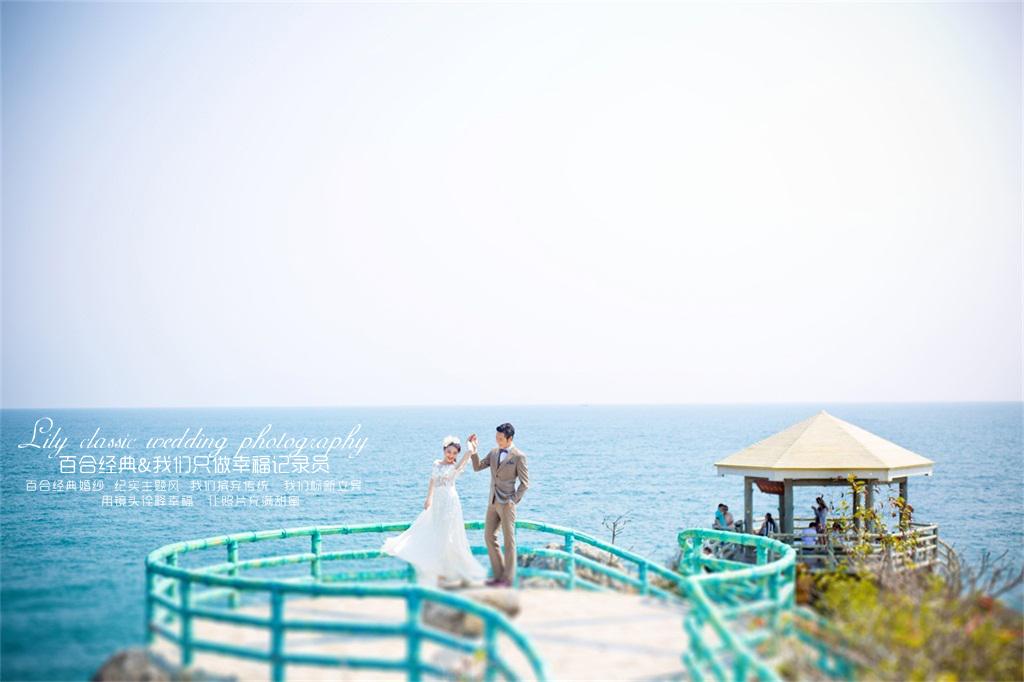 拍韩式婚纱照道具 手绘墙花瓣雨萌萌哒