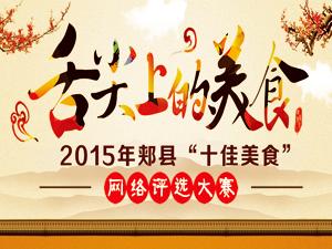 2015年郏县