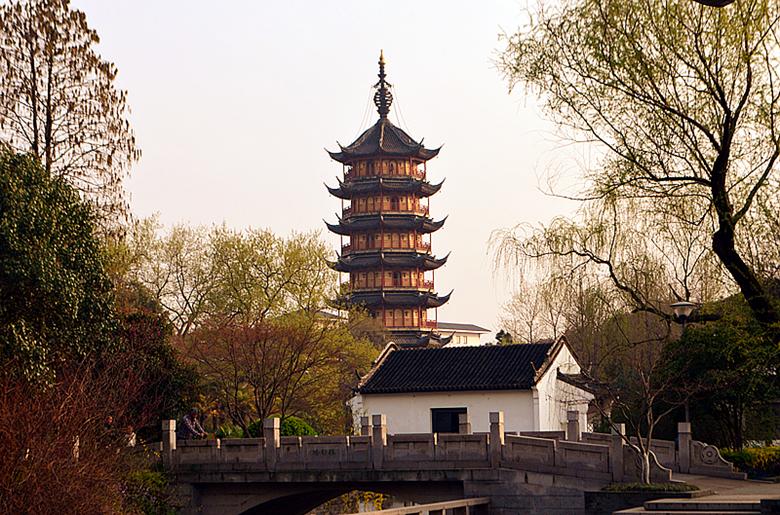 常州天宁寺塔