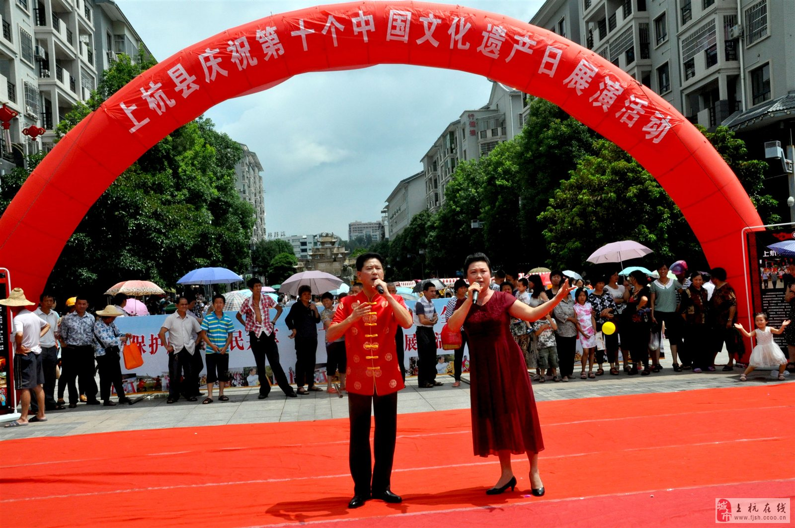 【何星祥老师作品赏析】第十个中国文化遗产日展演