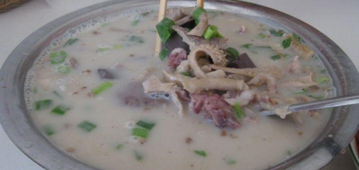 成都美食简阳羊肉汤
