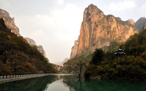 平顺县通天峡景区