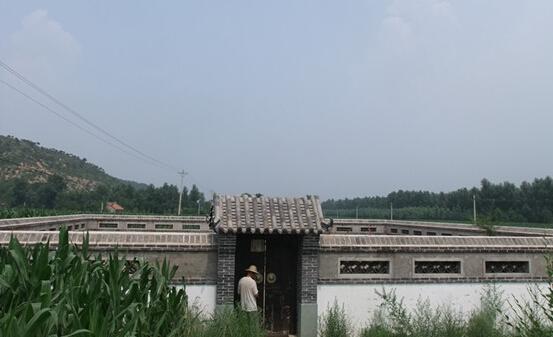关外最古老的石拱桥 金代石拱桥