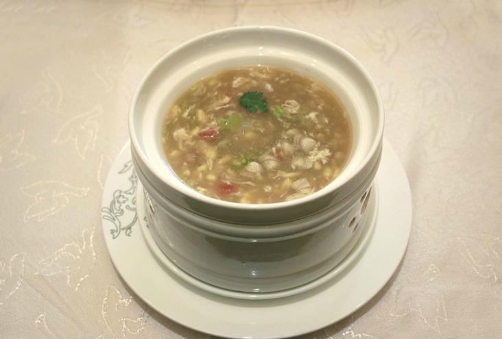 宋府疙瘩汤_莱阳美食