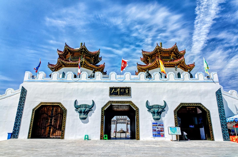 2017最新丰宁大汗行宫旅游攻略