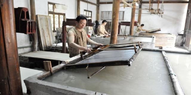 本地通首页 旅游景点  中国古代造纸印刷文化村 相关机构:中国古代