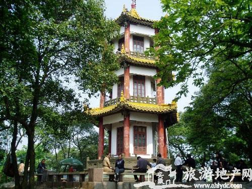 景点大全 03 安徽旅游景点大全  [摘要]赭山公园地处芜湖市中心位置