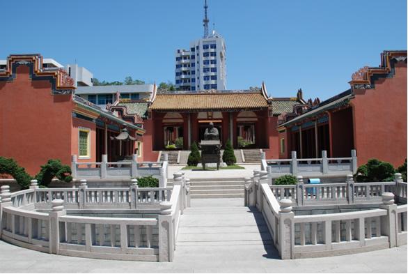 中国城市旅游景点大全 03 茂名旅游景点大全  [摘要]在化州市宝山之