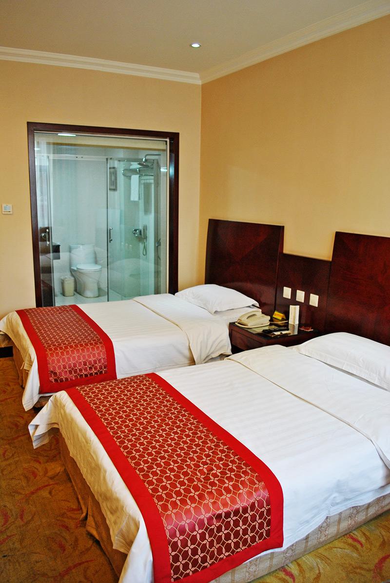 南楼标准间和大床房
