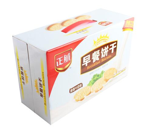 麦香/正航早餐饼干麦香原味香醇牛奶香浓鸡蛋独立小包入8