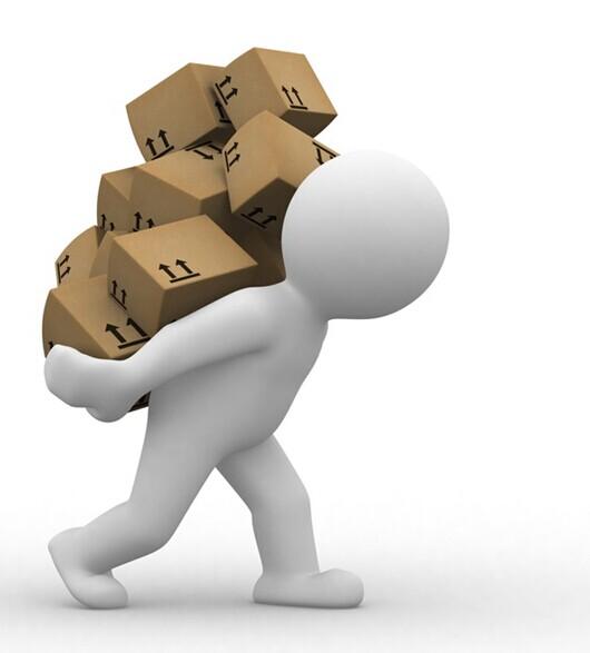 搬运货物图片素材