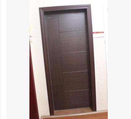 星星木门套装门室内门烤漆复合简约房门艺雕拼花13