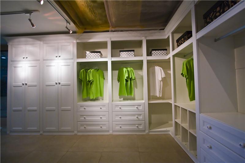 欧式衣柜2