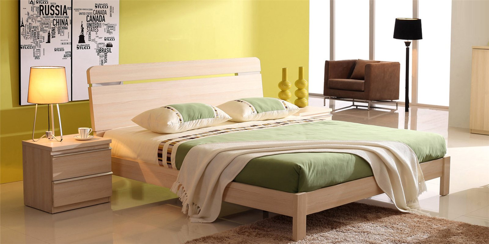 床_卧室-床