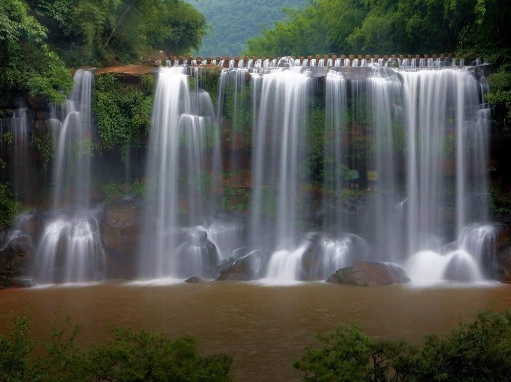 贵州赤水大同古镇两日游