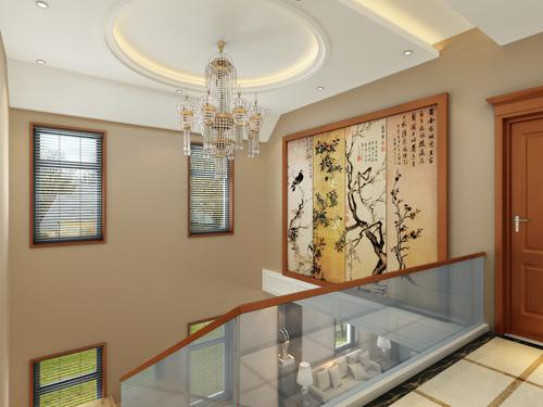 楼梯间   价格面议 关注度: 商品详情:我们公司在大型私家别墅设计与