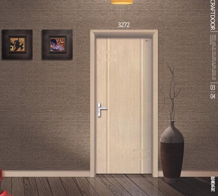 实木欧式套装门