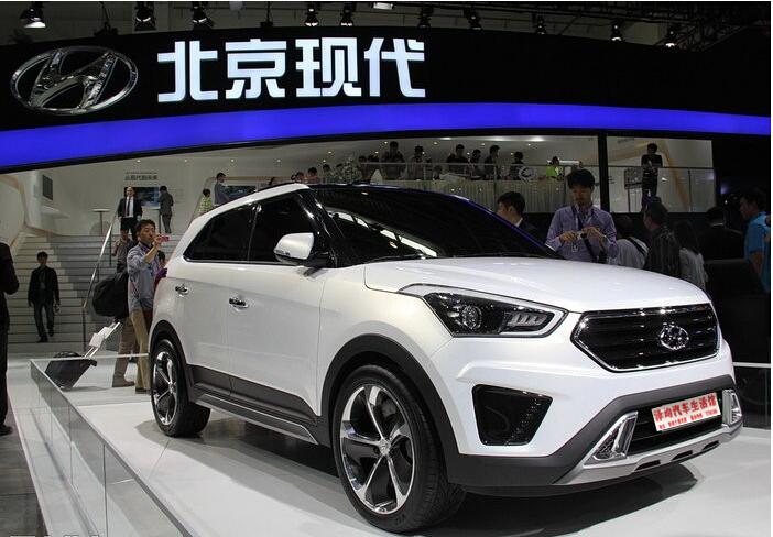 北京现代ix25_汽车街_彭山在线