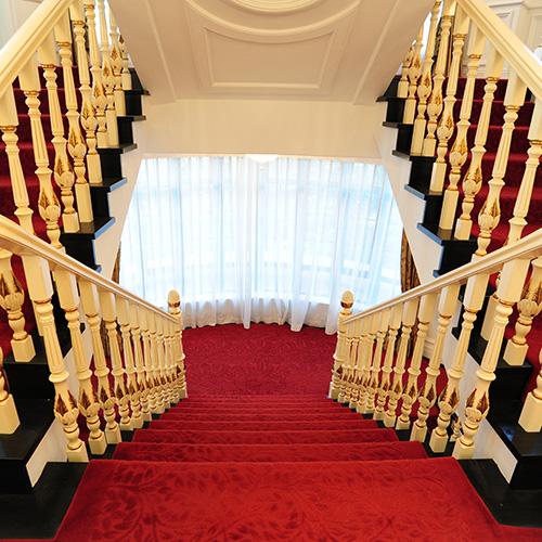 图个轻松楼梯素材