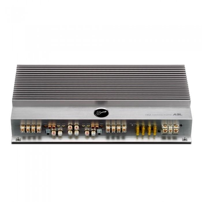 从电路设计成型到调试,惠威花了近1年的时间进行优化与调试,这保证了HiVi惠威音响的品质。从A3L在Audio Precision上的测试结果来看,A3L的整体设计完全达到要求,相信HiVi惠威A3L专业汽车功放能带给大家更多的惊喜! A3L专业汽车音频功率放大器技术参数 输出功率(14.4V) 4 X 120W(4  ,RMS) 4 X 150W(2  ,RMS) 2 X 280W(4  ,RMS) (桥接模式) 频率响应 20Hz-20KHz(  0.