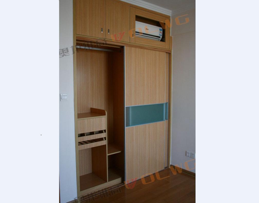 整体衣柜|奥龙维高|胡桃木