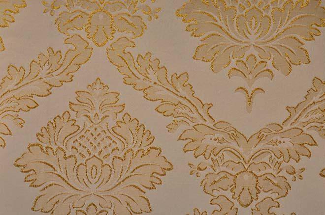 粉色欧式花纹壁布贴图