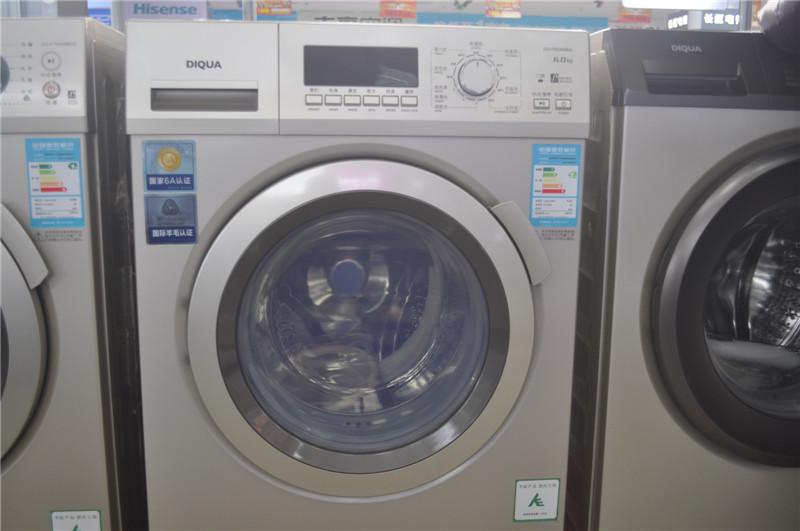 三洋dg-f60266bg滚筒洗衣机/6kg
