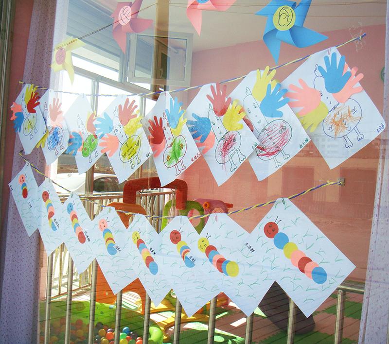 儿童学美术不仅陶冶情操,而且能促进儿童的思维发散哦,特别是在图片