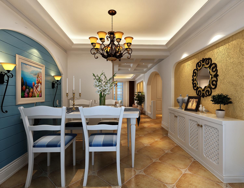同时,地中海风格的家居还要注意绿化,爬藤类植物是常见的居家植物
