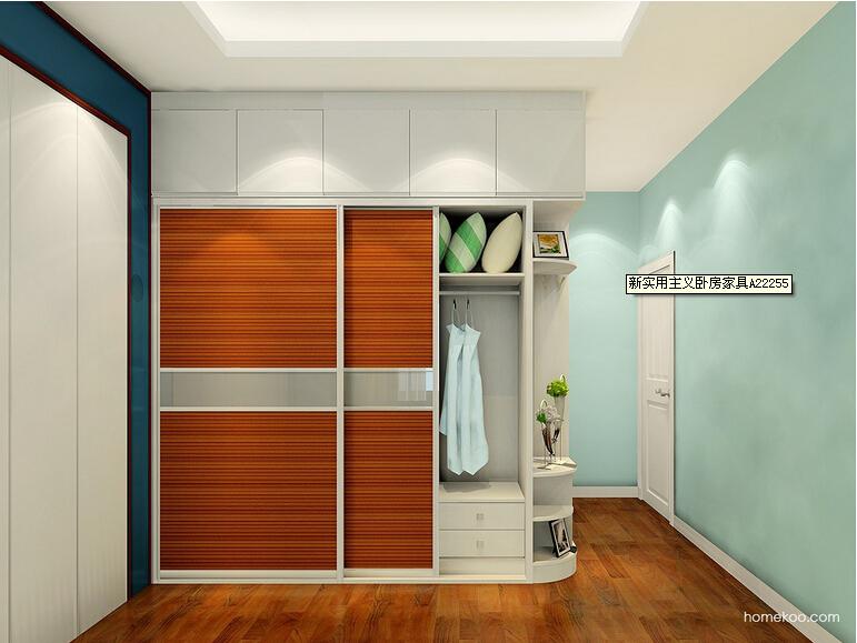 新实用主义卧房家具
