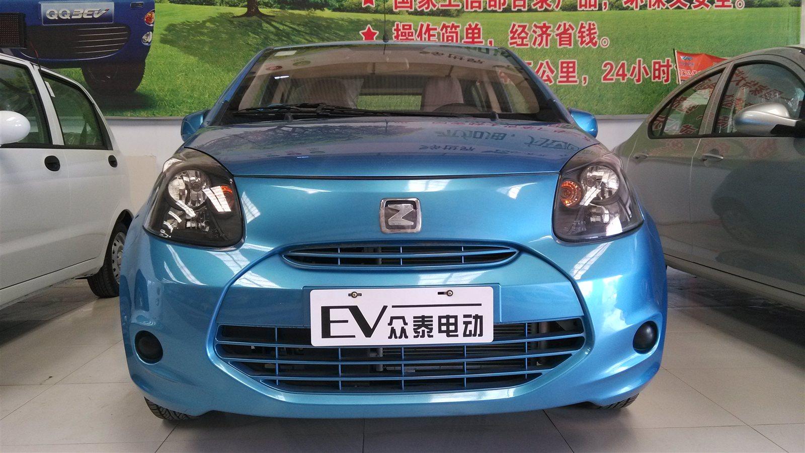众泰z200电动汽车高清图片