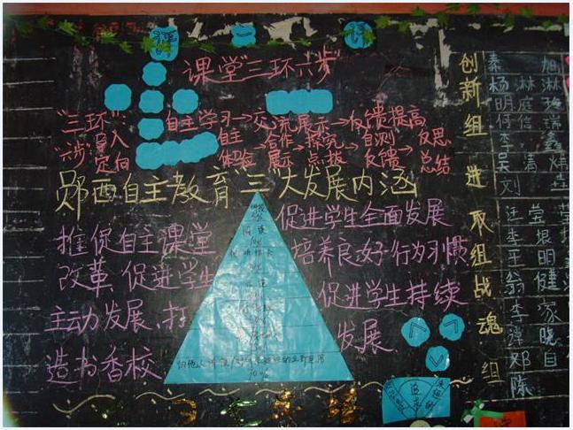 """动手绘制""""学习金字塔""""来表达学生"""