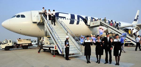 陕西还积极推动建设西咸新区空港新城,瞄准建设辐射西北亚的自由贸易