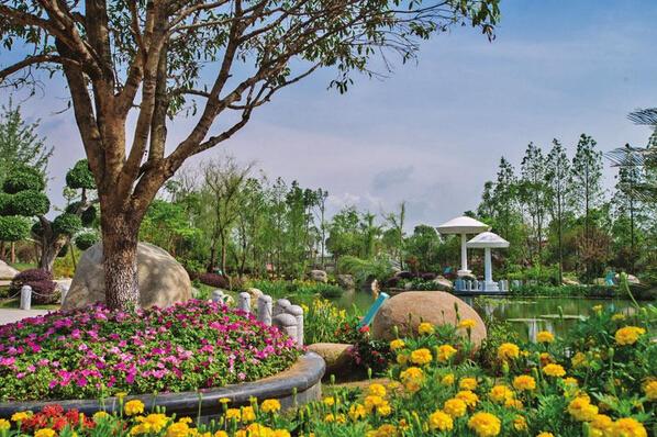 北海园博园之桂林展园