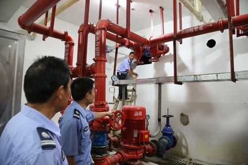 弱电管道井,地下水泵房,火灾联动控制器,地下室人防工程,室内消火栓等