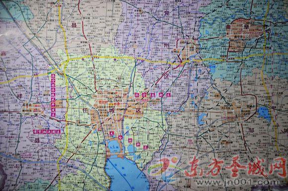 济宁高新区地图 济宁地图找房 济宁三维地图