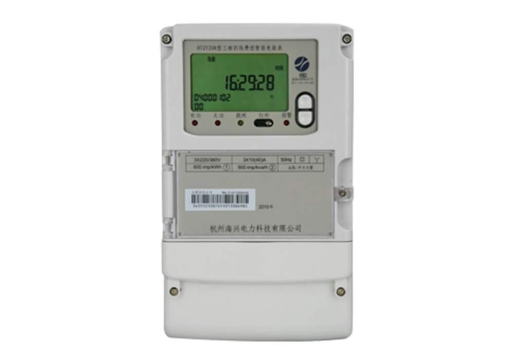 智能电表可满足双向计量