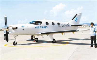 昨日记者从中国通用航空产业的领军企业——中航通用飞机有限责任公司