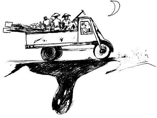 """以""""任丘模式""""破解农村道路交通安全难题"""