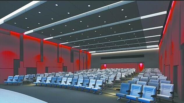 仙游鲤中电影院明年初开业图片